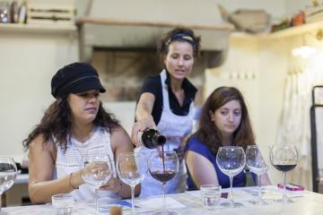 Noble Tuscan Villa Dining Experience with Wine and Olive Oil Tastings