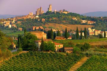 Radtour von Florenz in die Toskana