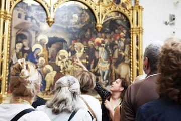Skip the Line: Smart Uffizi Guided Tour