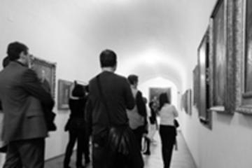 Spring køen over: Firenze - tur til Uffizi-galleriet