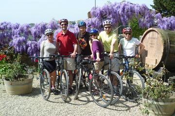 Visite en vélo de la Toscane au départ de Florence