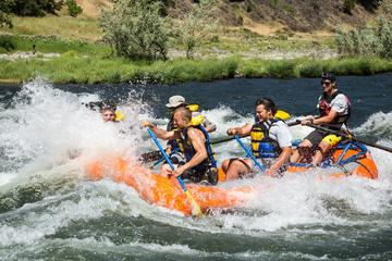Day Trip Full Day Rafting Trip near Merlin, Oregon
