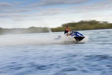 Matthew Flinders Bribie Jetski Rush