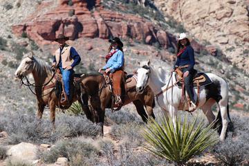 Las Vegas: promenade matinale à cheval avec petit-déjeuner