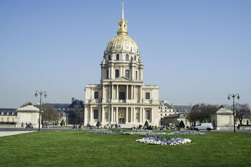 Saltafila: Museo dell'Esercito di Parigi e tomba di Napoleone