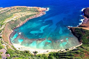 45 minuten durende Oahu-helikoptervlucht: onontdekt Oahu