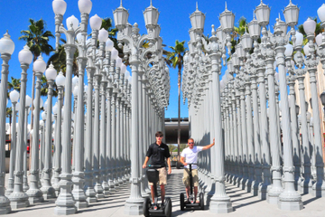 Excursão de Segway Los Angeles Miracle Mile