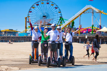 Tour in Segway di Santa Monica e Venice Beach