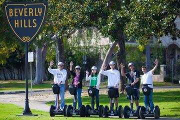 Visite de Beverly Hills en Segway