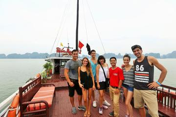 Baai van Ha Long, avontuurlijke tour ...
