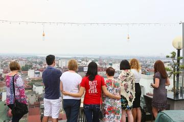 Hanoi Sky at Sunset Sma…