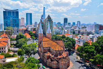 Ho Chi Minh City Entdeckungs-Abenteuertour in kleiner Gruppe