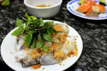 Recorrido gastronómico a pie por la calle Hanoi