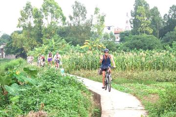 Small-Group Hanoi Countryside...
