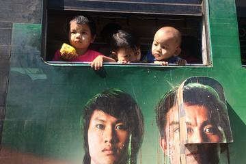 Yangon by Circular Train: Life Along ...