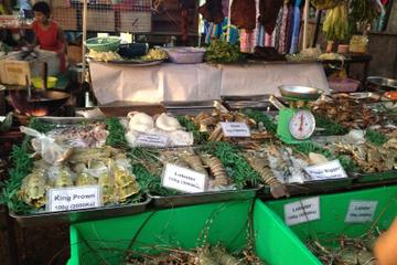 Yangon by Night: Burmese Market Tour