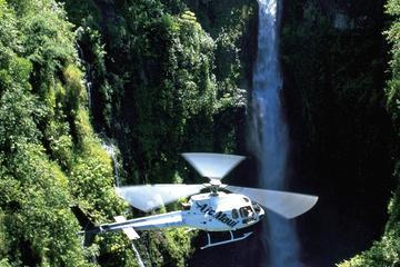 Recorrido en helicóptero de 45 por Maui sobre el cráter Haleakala