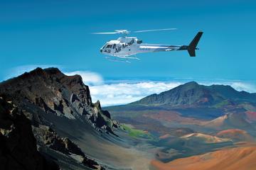 Vol en hélicoptère à Maui: survol de...