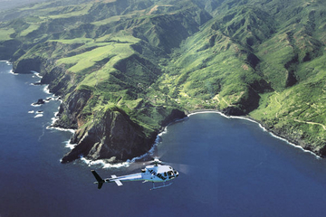 West Maui e de Molokai Passeio de helicóptero de 60 minutos