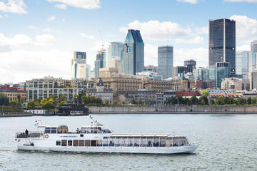 Le Bateau-Mouche Guided Sightseeing Cruise in Montreal
