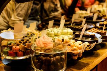 Bruxelles: visite à pied et atelier consacrés au chocolat