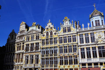 Private Tour: Brussels City...