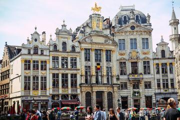 Tour privato: tour turistico di Bruxelles