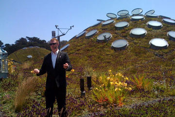 Behind-the-Scenes-Tour der California Academy of Sciences