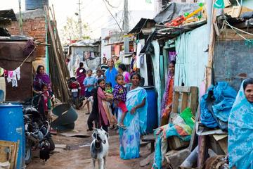 Bangalore Solar Slum Tour Including Lunch and Chai with a Local...