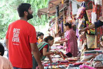 Made in Delhi Shopping Tour Including The Art of Bartering Lesson