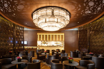 Abu Dhabi Airport Plaza Premium Lounge
