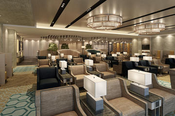 Pass per il Plaza Premium Lounge all'aeroporto di Singapore-Changi