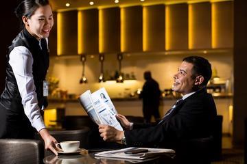 Riyadh King Khaled International Airport Plaza Premium Lounge