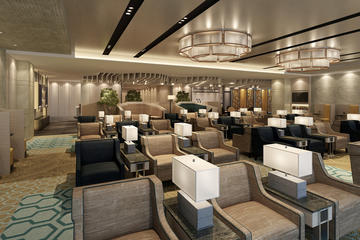 Singapore Changi Airport Plaza Premium Lounge Pass