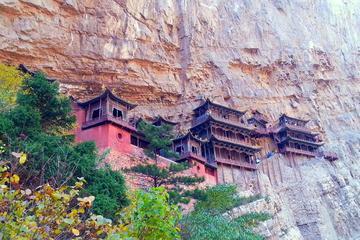 7D Mysterious Ancient Chinese culture exploration- Unique Shanxi Unesco Tour