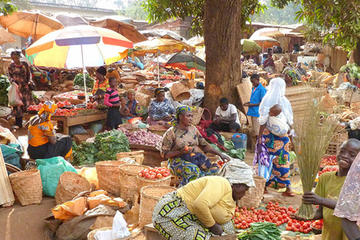 The Mfoundi Market