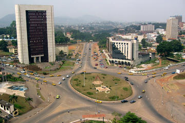 Yaounde City Private Tour with Febe Mountain, Reunification Monument