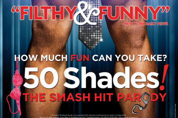 50 Shades! The Parody at Bally's Las Vegas