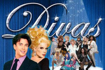 Divas Starring Frank Marino in The LINQ Hotel and Casino