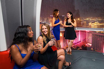 Happy Hour on The High Roller at The...