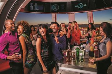 Happy Hour sur le High Roller au LINQ