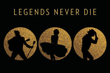 Legends in Concert no Hotel e Casino Flamingo Las Vegas