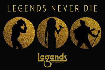 Legends in Concert no Hotel e Casino...