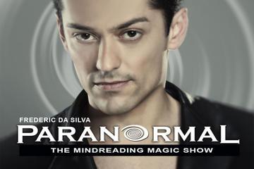 Paranormal - The Mindreading Magic Show en Bally's Las Vegas