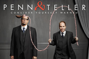 Penn and Teller au Rio Suite Hotel et Casino