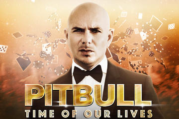 Pitbull at Planet Hollywood: Time of Our Lives