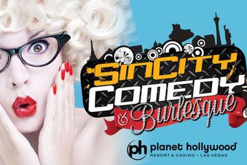Sin City Comedy im Planet Hollywood-Resort und Kasino