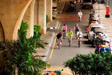 Excursão de bicicleta para grupos...