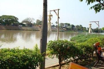 Excursión para grupos pequeños río mae Ping