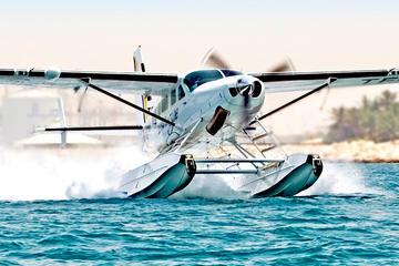 Mit dem Wasserflugzeug über Dubai